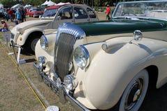 Klassieke auto's Stock Fotografie