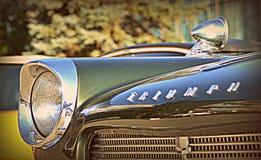 Klassieke auto Triumph Stock Afbeeldingen
