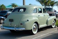 Klassieke auto voor verkoop Stock Afbeeldingen