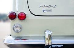 Klassieke autoclose-up Royalty-vrije Stock Afbeelding