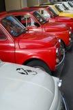Klassieke autovergadering Royalty-vrije Stock Afbeelding