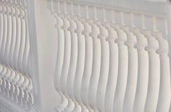 Klassieke balustrade Stock Fotografie