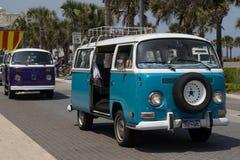 Klassieke Bestelwagen royalty-vrije stock afbeelding