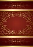 Klassieke BloemenAchtergrond Stock Afbeelding