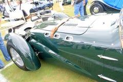 Klassieke Britse raceauto Royalty-vrije Stock Afbeelding