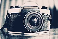 Klassieke Camera Stock Afbeeldingen