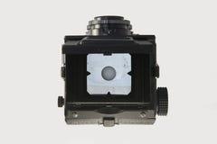 Klassieke camera hoogste mening Royalty-vrije Stock Afbeelding