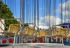 Klassieke carrousel Stock Foto's