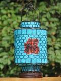 Klassieke Chinese Lamp Stock Fotografie