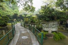 Klassieke Chinese tuin Royalty-vrije Stock Afbeelding