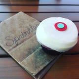 Klassieke Cupcake Royalty-vrije Stock Afbeelding