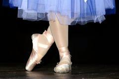 Klassieke danser Stock Foto's