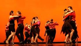 Klassieke Dansers Stock Fotografie