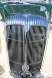 Klassieke de autovoorzijde van Brit Stock Foto's