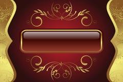Klassieke Decoratie Stock Foto