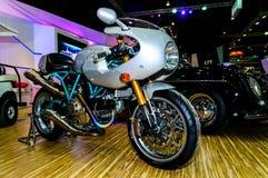 Klassieke Ducati. Royalty-vrije Stock Afbeeldingen
