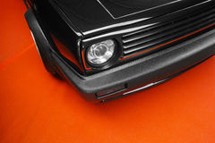 Klassieke Duitse auto Stock Fotografie