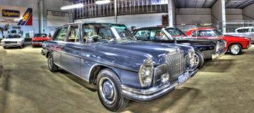 Klassieke Duitse Mercedes Benz-auto Stock Afbeelding