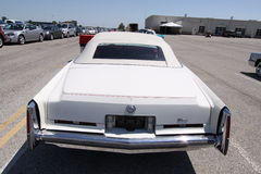 Klassieke Eldorado Cadillac   Stock Fotografie
