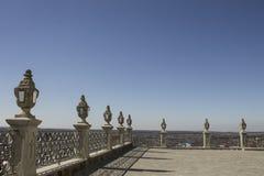 Klassieke en middeleeuwse architectuur, de Oekraïne Stock Fotografie