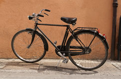 Klassieke fiets Royalty-vrije Stock Afbeeldingen