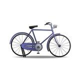Klassieke fiets Royalty-vrije Stock Fotografie