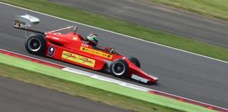 Klassieke Formule 3 raceauto Stock Afbeelding