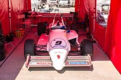 Klassieke formuleraceauto Stock Afbeelding