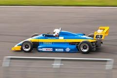 Klassieke formuleraceauto Stock Foto's