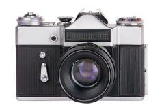 Klassieke fotocamera Royalty-vrije Stock Afbeeldingen