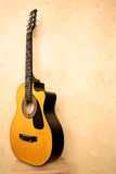 Klassieke gitaar stock afbeelding
