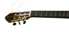klassieke gitaar Royalty-vrije Stock Afbeeldingen