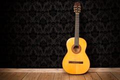 Klassieke gitaar Stock Afbeeldingen