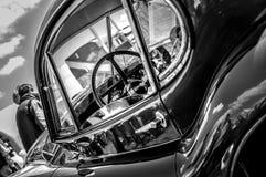 Klassieke Jaguar Royalty-vrije Stock Fotografie