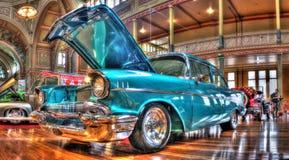 Klassieke jaren '50 Chevy Stock Afbeeldingen
