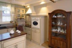 Klassieke Keuken Stock Afbeelding