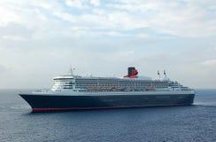 Klassieke luxelijnboot stock foto's