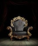 Klassieke luxestoel Royalty-vrije Stock Afbeelding