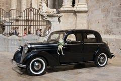 Klassieke Mercedes Benz Royalty-vrije Stock Afbeeldingen