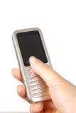 Klassieke mobiele telefoon Stock Afbeelding