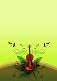 Klassieke muziek Royalty-vrije Stock Foto
