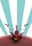 Klassieke muziek Royalty-vrije Stock Afbeeldingen