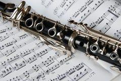 Klassieke muziek Royalty-vrije Stock Afbeelding