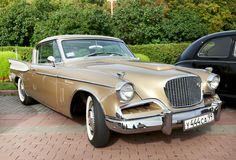Klassieke oude auto Royalty-vrije Stock Fotografie