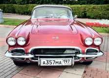 Klassieke oude auto Stock Foto