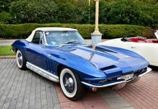 Klassieke oude auto Royalty-vrije Stock Foto's