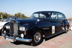 Klassieke oude auto Stock Afbeelding