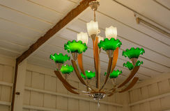 Klassieke oude lamp Royalty-vrije Stock Fotografie