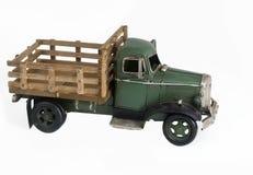 Klassieke oude vrachtwagen Stock Afbeelding