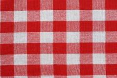 Klassieke picknickdoek Royalty-vrije Stock Foto
